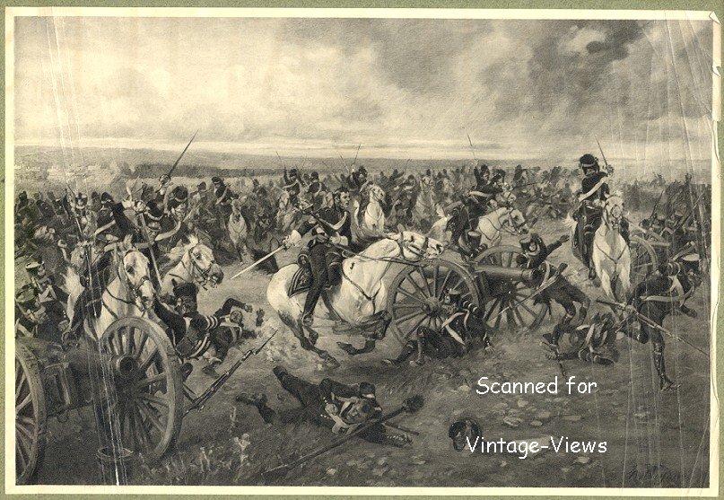 History Battle of Waterloo Battle of Waterloo 1815