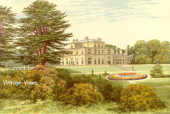 EDEN HALL, Penrith Cumberland, Stately Home
