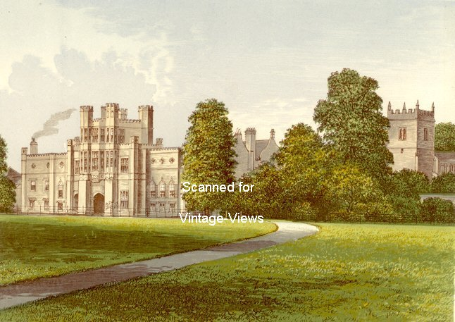 Coughton Court Woburn Alcester Warwickshire