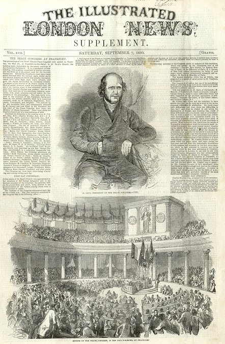 Illustrated London News  September 7, 1850