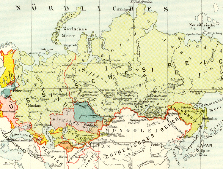 Historical Development Of Russian Is 85