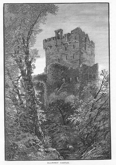 BLARNEY CASTLE,Cork County,Ireland